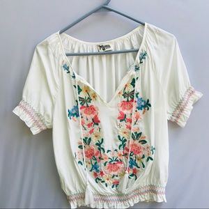 Show Me Your Mumu Lucy Top
